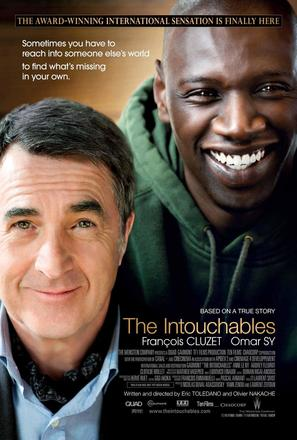 Intouchables - Movie Poster (thumbnail)