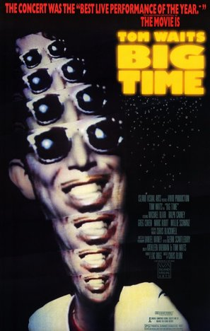 Big Time - Movie Poster (thumbnail)