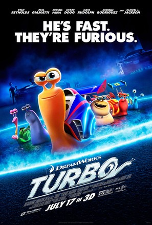 Turbo - Movie Poster (thumbnail)