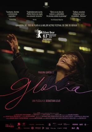 Gloria - Chilean Movie Poster (thumbnail)