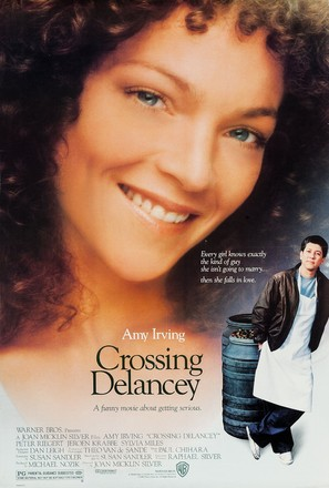 Crossing Delancey - Movie Poster (thumbnail)
