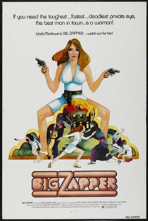 Big Zapper - Movie Poster (thumbnail)