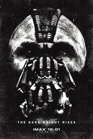 The Dark Knight Rises - Movie Poster (thumbnail)