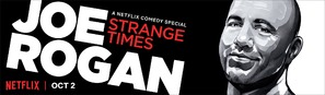 Joe Rogan: Strange Times - Movie Poster (thumbnail)
