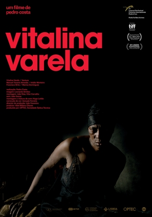 Vitalina Varela - Portuguese Movie Poster (thumbnail)