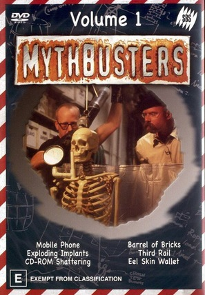 """MythBusters"" - Australian Movie Cover (thumbnail)"