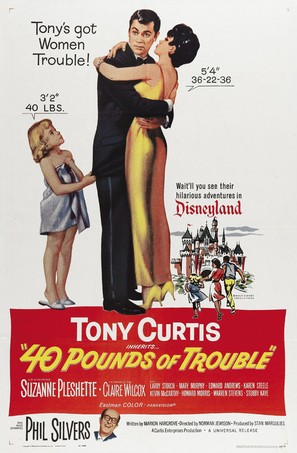 40 Pounds of Trouble - Movie Poster (thumbnail)