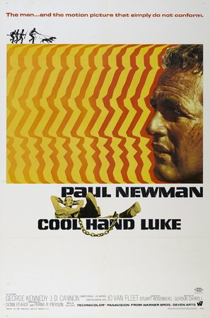 Cool Hand Luke - Movie Poster (thumbnail)