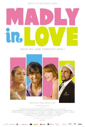 Madly in Love - Swiss Movie Poster (thumbnail)