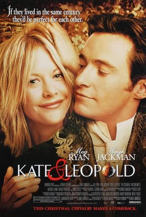 Kate & Leopold - Movie Poster (thumbnail)