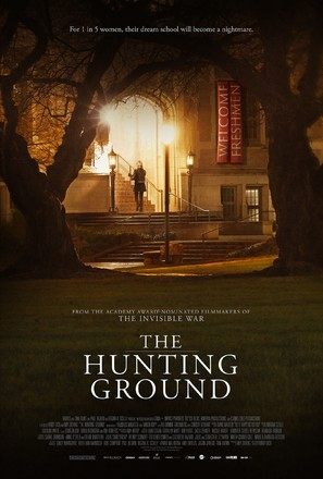 The Hunting Ground - Movie Poster (thumbnail)