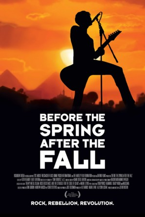 Before the Spring: After the Fall - Movie Poster (thumbnail)