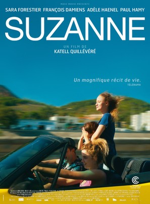 Suzanne - French Movie Poster (thumbnail)