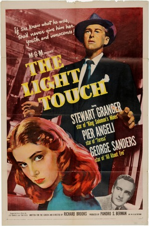 The Light Touch - Movie Poster (thumbnail)
