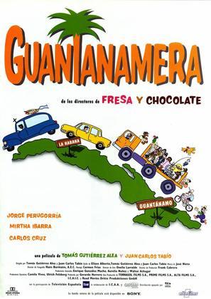 Guantanamera - Spanish Movie Poster (thumbnail)