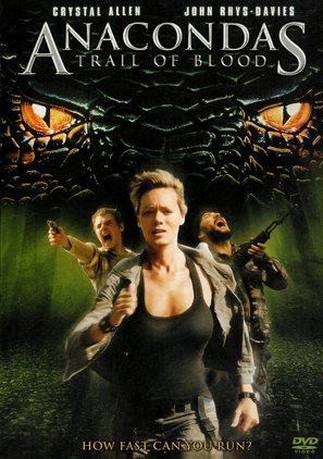 Anaconda 4: Trail of Blood - DVD movie cover (thumbnail)