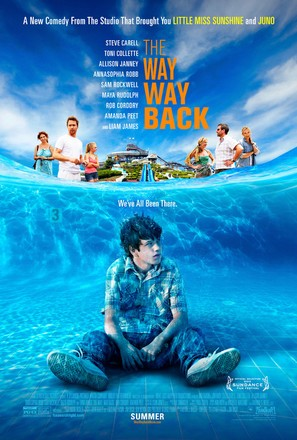 The Way Way Back - Movie Poster (thumbnail)