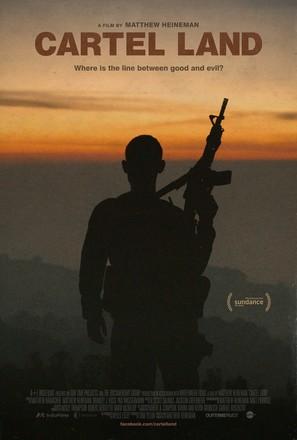Cartel Land - Movie Poster (thumbnail)