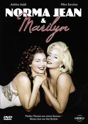 Norma Jean & Marilyn - German Movie Cover (thumbnail)