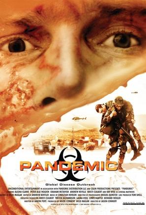 Pandemic - Movie Poster (thumbnail)