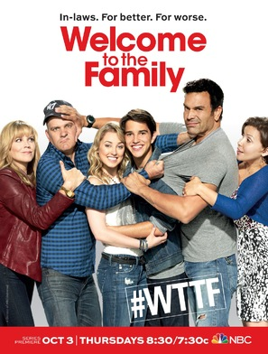 """""""Welcome to the Family"""" - Movie Poster (thumbnail)"""
