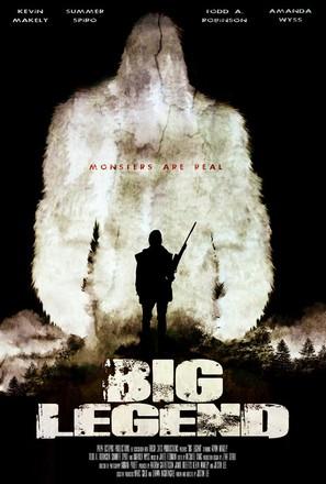 Big Legend - Movie Poster (thumbnail)