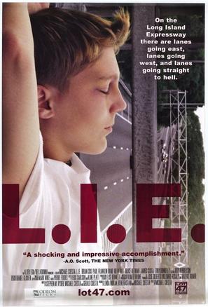 L.I.E. - poster (thumbnail)
