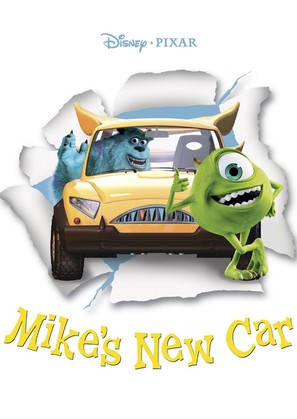 Mike's New Car - Movie Poster (thumbnail)