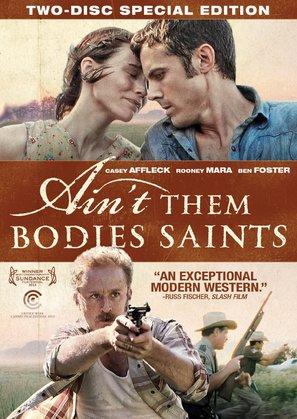 Ain't Them Bodies Saints - DVD movie cover (thumbnail)