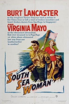 South Sea Woman - Movie Poster (thumbnail)