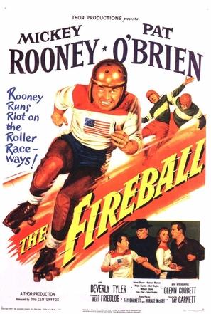 The Fireball - Movie Poster (thumbnail)