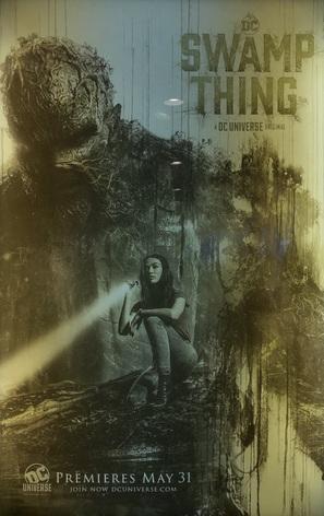 """Swamp Thing"" - Movie Poster (thumbnail)"