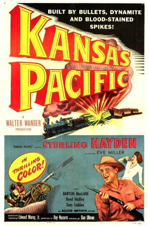 Kansas Pacific - Movie Poster (thumbnail)