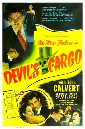 Devil's Cargo - Movie Poster (thumbnail)