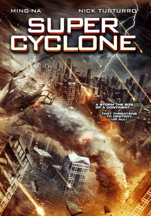 Super Cyclone - DVD movie cover (thumbnail)