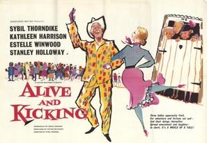 Alive and Kicking - Movie Poster (thumbnail)