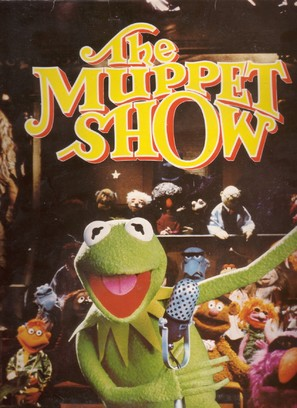 """""""The Muppet Show"""" - DVD movie cover (thumbnail)"""