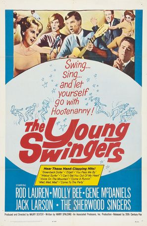 The Young Swingers - Movie Poster (thumbnail)