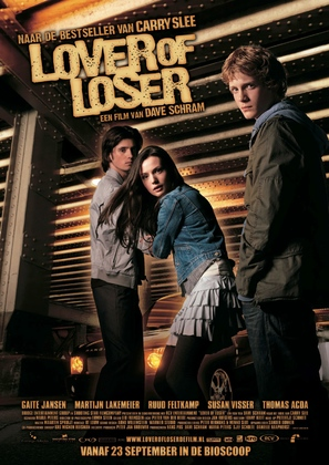 Lover of Loser - Dutch Movie Poster (thumbnail)