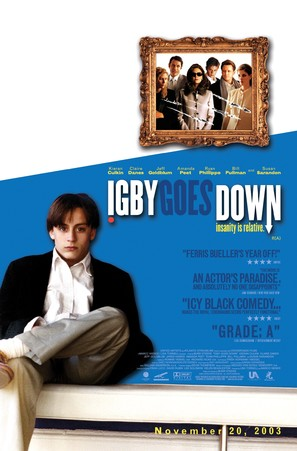Igby Goes Down - Singaporean Movie Poster (thumbnail)