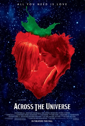 Across the Universe - Movie Poster (thumbnail)