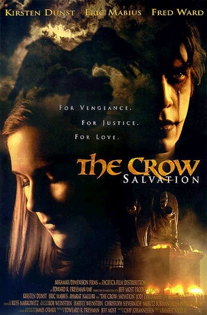 The Crow: Salvation - Movie Poster (thumbnail)