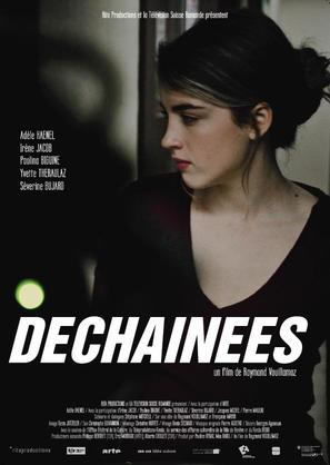 Déchaînées - Swiss Movie Poster (thumbnail)