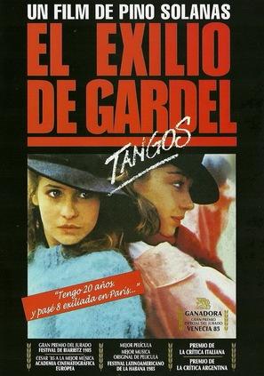 El exilio de Gardel: Tangos