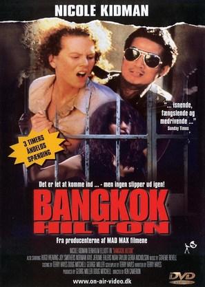 """Bangkok Hilton"" - Danish DVD movie cover (thumbnail)"
