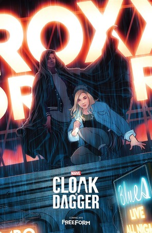 """""""Cloak & Dagger"""""""