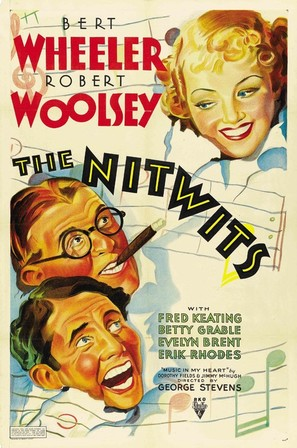 The Nitwits - Movie Poster (thumbnail)