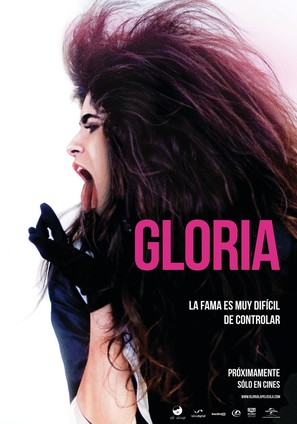 Gloria - Mexican Movie Poster (thumbnail)