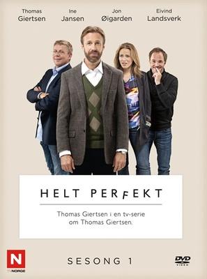 """""""Helt perfekt' - Norwegian DVD movie cover (thumbnail)"""