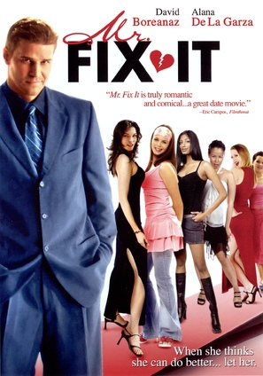 Mr. Fix It - poster (thumbnail)